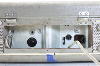 Opta Reel to Reel Tape Recorder in case HEN-J-4366 NEW 9
