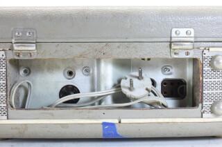 Opta Reel to Reel Tape Recorder in case HEN-J-4366 NEW 10