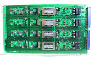 Analog Amp-II Card with muRata AFL811T20000A6 Active Filter EV-ZV4-5312