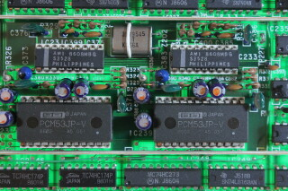Aux - Analog Card With Burr-Brown A/D Converter ADC80AG-12 and PCM53JP-V EV-ZV4-5271 NEW 3