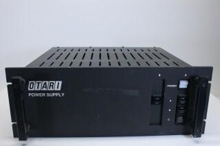 Otari Power supply model XYZ was used for console power R-7862-x 2