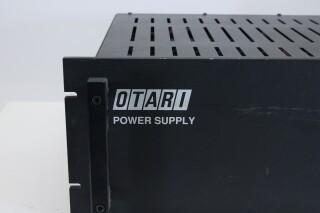 Otari Power supply model XYZ was used for console power R-7862-x 3