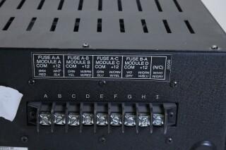 Otari Power supply model XYZ was used for console power R-7862-x 7