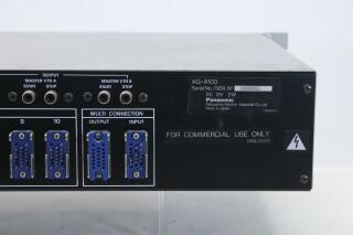 AG-A100 Dubbing Controller M-10886-z 8