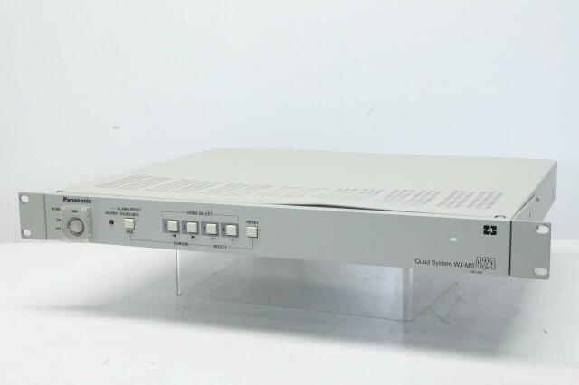 WJ-MS424/G - Color Quad System Digital Video Multiplexer (No.3) BVH2 RK-3-12239-bv