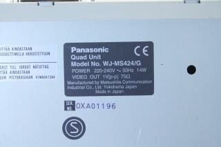 WJ-MS424/G - Color Quad System Digital Video Multiplexer (No.3) BVH2 RK-3-12239-bv 7