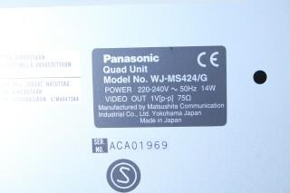 WJ-MS424/G - Color Quad System Digital Video Multiplexer (No.4) BVH2 RK-3-12240-bv 7