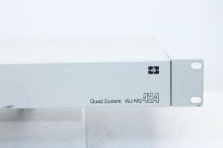 WJ-MS424/G - Color Quad System Digital Video Multiplexer (No.6) BVH2 RK-3-12242-bv 3