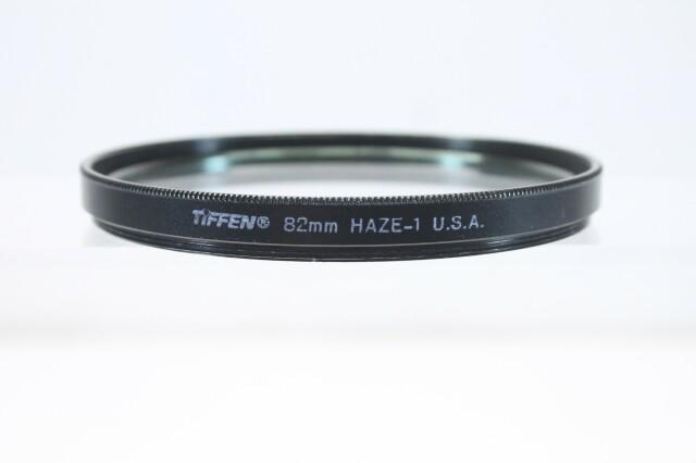 Tiffen 82 mm Haze 1 camera filter E12-11672-BV