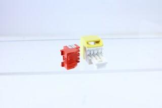 CJ5E88TYL Mini-com plug D1/10974 3