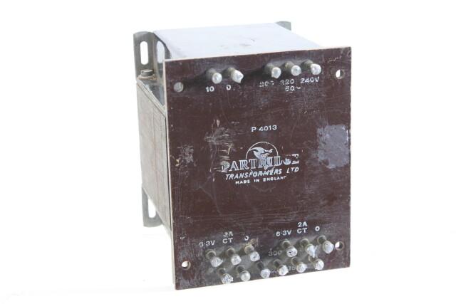 P 4013 Transformer HEN-ZV-8-5821