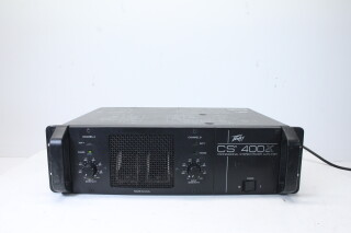 CS 400X Professional Stereo Power Amplifier SHP-RK16-4038 NEW
