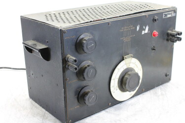 R.C. Oscillator Type 053 A No. 50152 HEN-ZV-9-6058