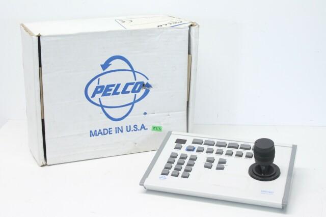 KBD300 - Keyboard Desktop Full Function Joystick - PTZ Controller BVH2 P-12085-bv