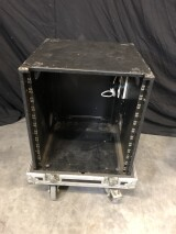"13 HE 19"" Rack in Flightcase (no. 2) HVR-VL-4079"