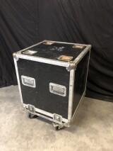 """Flightcase for 13 HE 19"""" Rack (no. 3) HVR-VL-4082 NEW"""