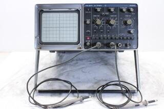 Dual Channel Oscilloscope PM 3211 0-15MHz JDH-C2-ZV5-5932 NEW