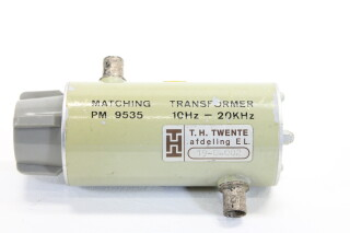 Matching Transformer PM 9535 / 10Hz - 20 KHz (no.2) HEN-FS31-4969 NEW