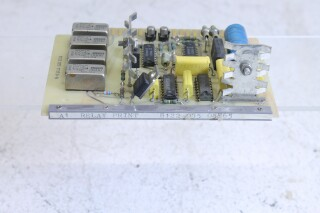 Philips A1 relay print pcb K-5-6496-x