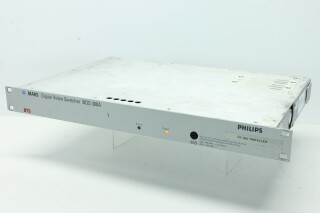 MARS BDS 300A Digital Video Switcher JDH ORB -3-9179-x 2