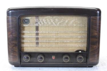 Tube Radio BX490A JDH-C2-ZV-21-6088 NEW