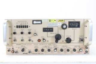 6.95-11.0 GHz Signal Generator 1108E-F With Modulator 1020A HEN-OR-9-4259 NEW
