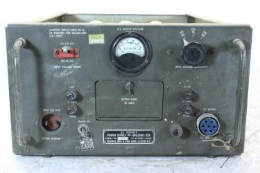 Power Supply PP-894/GRC-32B HEN-ZV-23-6119 NEW