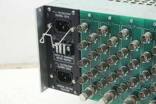 Pro-Bel 6063 - Digital Signal Distribution Amplifier RK-23-11555-bv 10