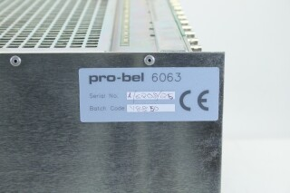 6063 - Digital Signal Distribution Amplifier RK-23-11556-bv 10