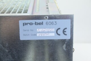 6063 - Digital Signal Distribution Amplifier RK-23-11559-bv 10