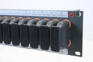 Coaxial to BNC - Video Patchbay BVH2 N-12062-bv 3