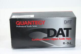 DAT R-94 Certified Master Digital Audio Tape EV-P-3784