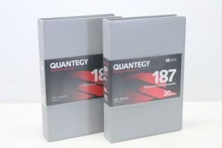 187-KCA20 U-Matic Broadcast Videocassette, 129m/423ft, 20 Min - 2 pcs H-10855-z