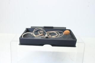 Ear Hook Headset - With Mini XLR HVR-Doos Naast N-3945