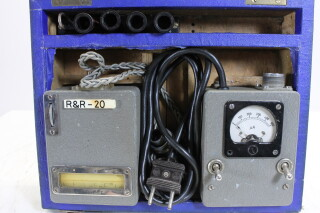 Frequency Meter (mHz) HEN-OR-14-4674 NEW
