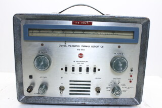 Crystal Calibrated Marker Generator WR-99 A (115v) HEN-R-4868 NEW
