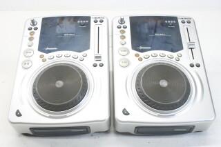 RCD-800s CD DJ Set STN-ZV-6-5004 NEW