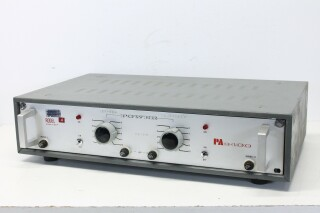 RODEL PA-2400 - Stereo/2 Channel Amplifier (No.1) JDH#1-VL-M-13094-bv
