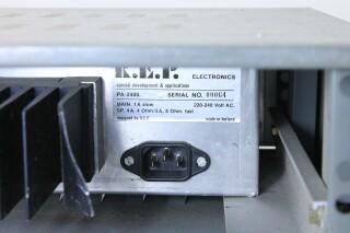 RODEL PA-2400 - Stereo/2 Channel Amplifier (No.1) JDH#1-VL-M-13094-bv 8