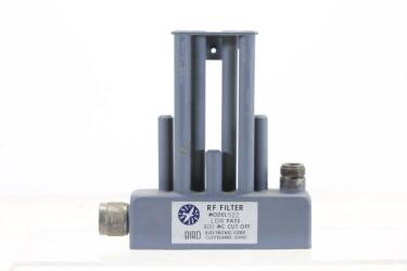 RF Low Pass Filter 400 MHz HEN-ZV-4-6158 NEW