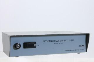 Netzanschlussgerät N691 GLR-ZV-4-5353 NEW