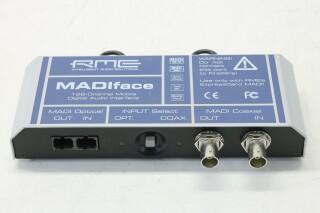 HDSPe Madiface 128-Channel 192 kHz MADI PCI ExpressCard AXL6 S-13450-bv 2