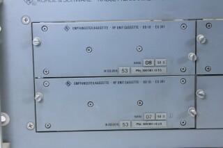 KR006 - Kassettengahmen, Cassette Adapter Frame KAY N-13740-bv 2