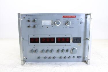 Dekadischer HF-MESS-SENDER 20-70mhz - RF Signal Generator HEN-ZV-21-6127 NEW