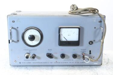 Dissipation Factor Meter 10-100pF VKS BN 3530 HEN-ZV-7-6187 NEW
