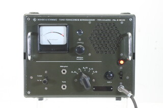 Funk-Fernschreib-Betriebsgerät Type HS 6090 (No.2) EV-M-4168 NEW
