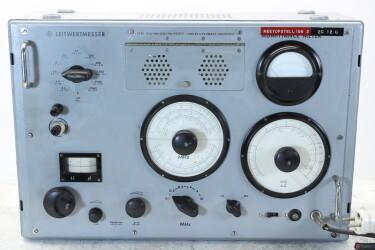 Leitwertmesser Admittance Meter Type VLU BN 3510 HEN-ZV-9-6194 NEW