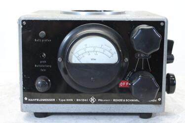 Nahfeldmesser Type HHN BN1540 FNr. 704/17 HEN-ZV-21-6113 NEW