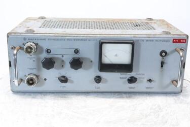 Störmesszusatz Radio Interference Indicator Type EZS BN 15131 HEN-ZV-13-6203 NEW