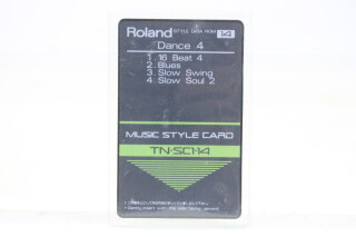 Music Style Card TN-SC1 Set TCE-S-4758 NEW 7